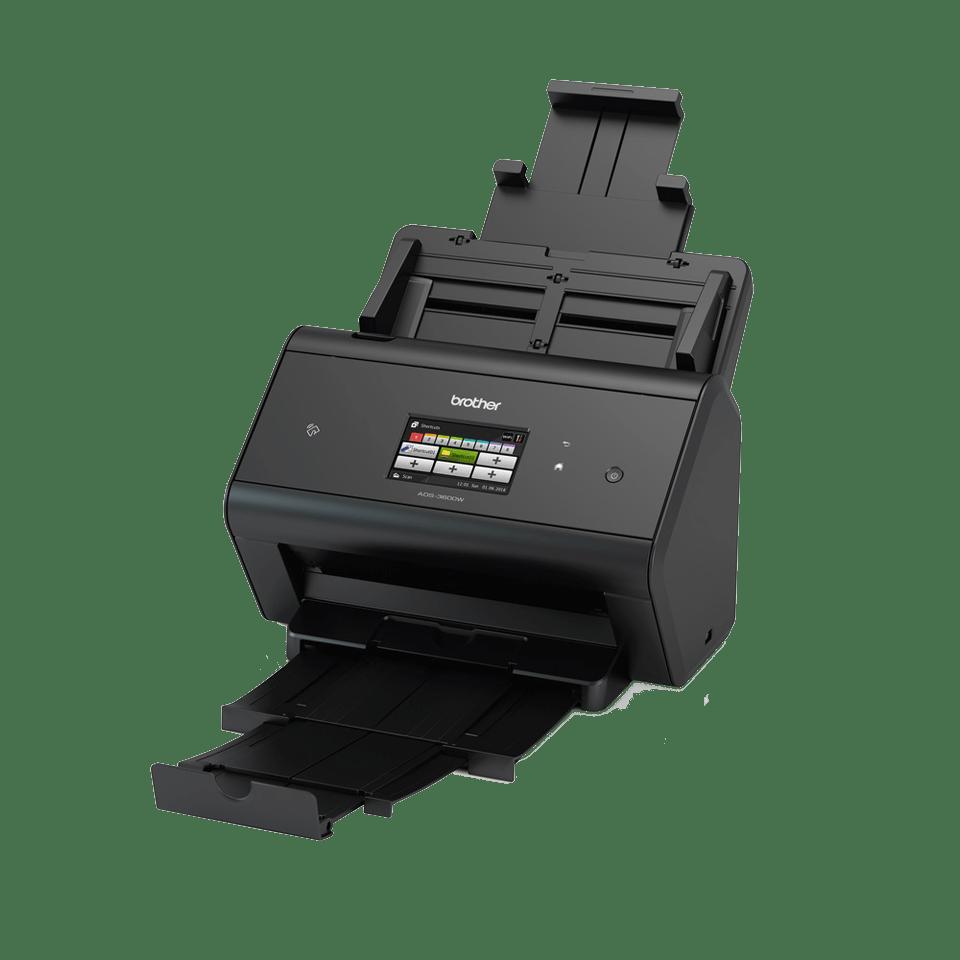 ADS-3600W Wireless Desktop Document Scanner