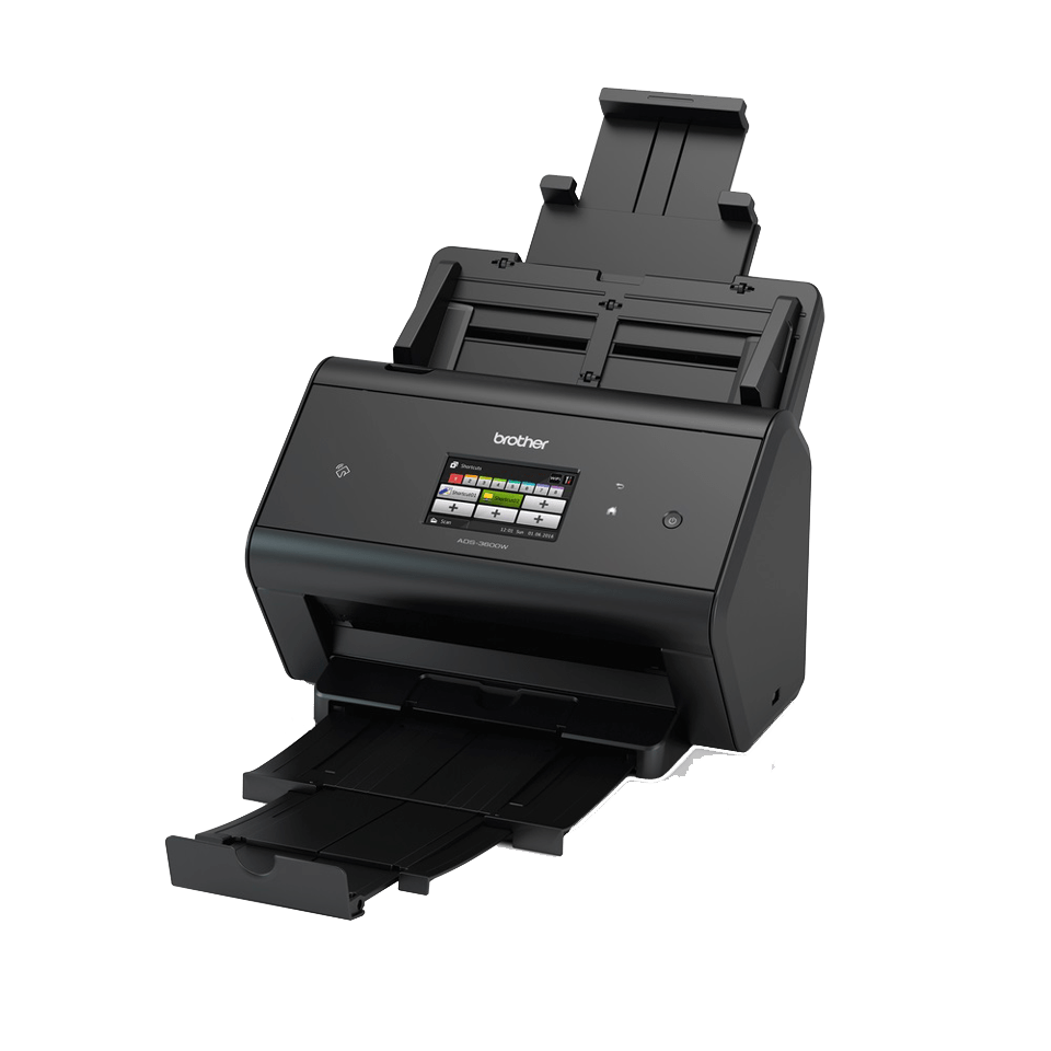 ADS-3600W Wireless Desktop Document Scanner 2