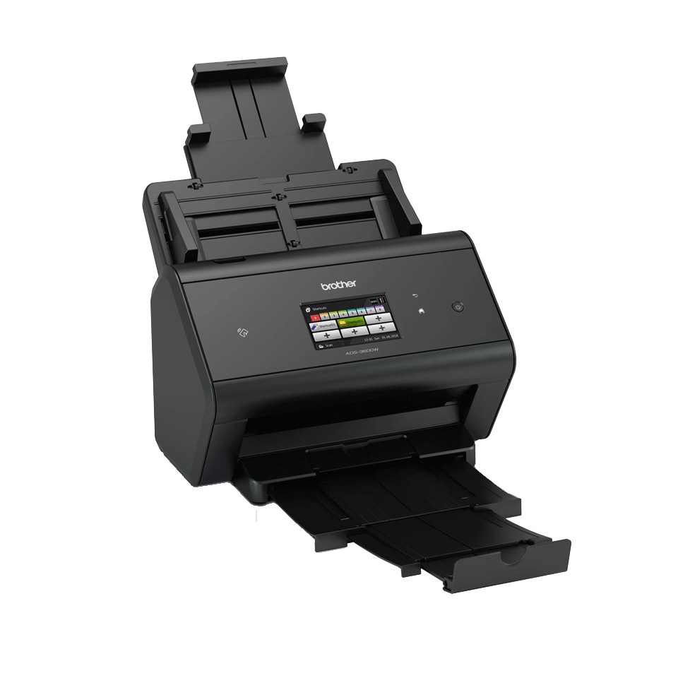 ADS-3600W Wireless Desktop Document Scanner 3