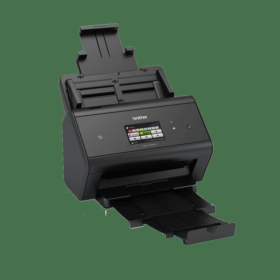 ADS-3600W Wireless Desktop Document Scanner 3