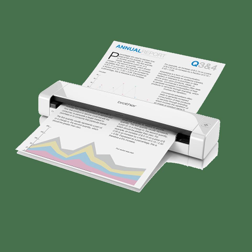 DS-720D Portable Document Scanner