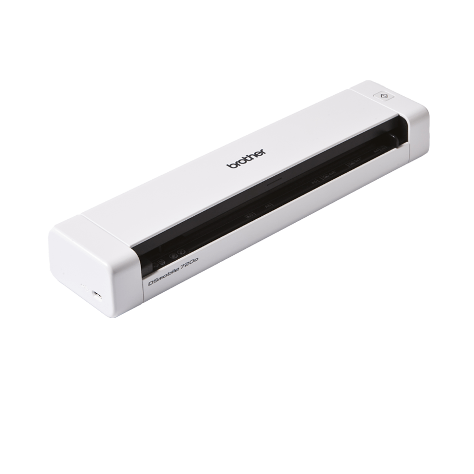 DS-720D Portable Document Scanner 2