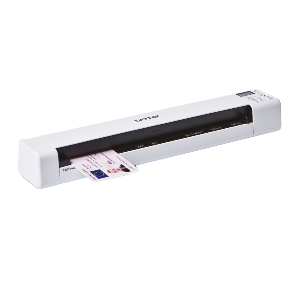DS-820W Portable Document Scanner + Wireless 2