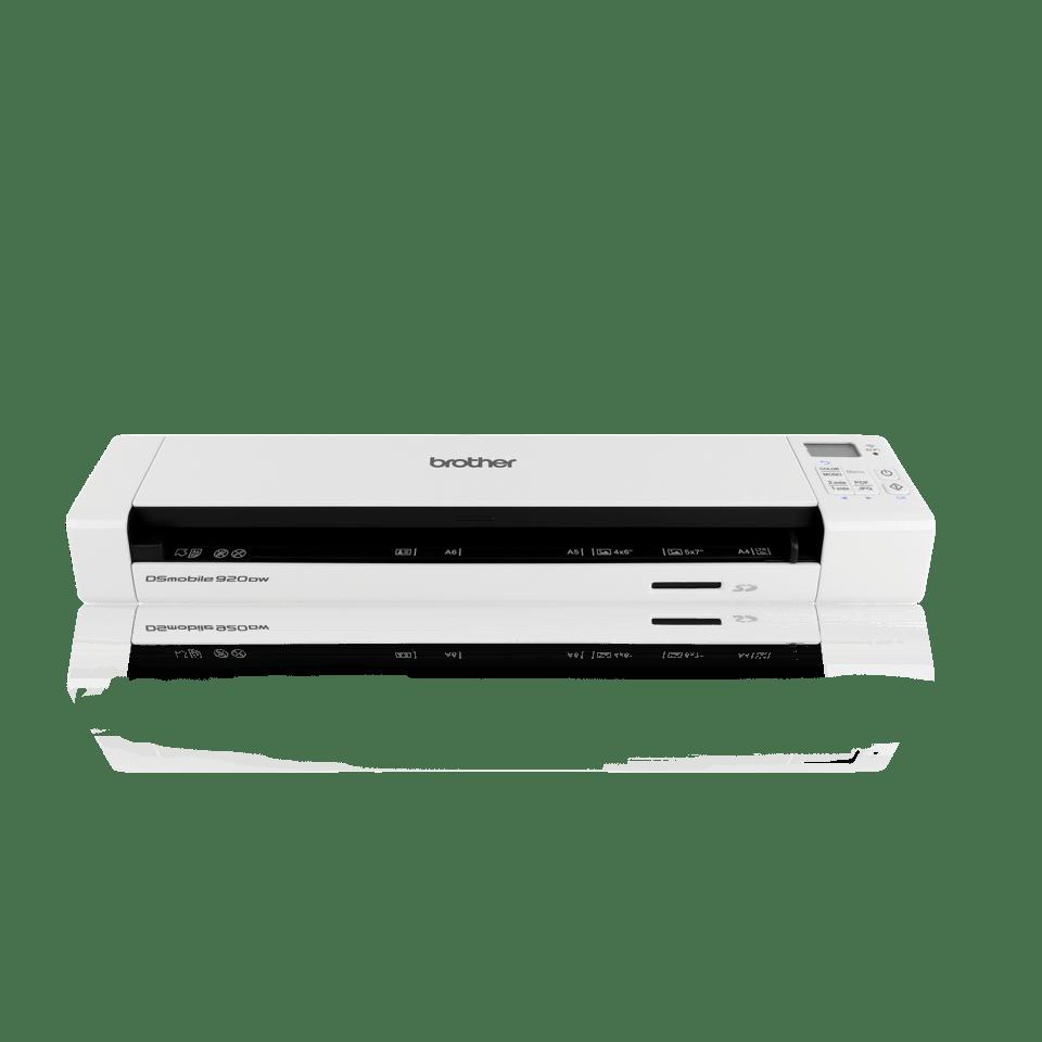 DS-920DW Portable Document Scanner + Duplex + Wireless 2