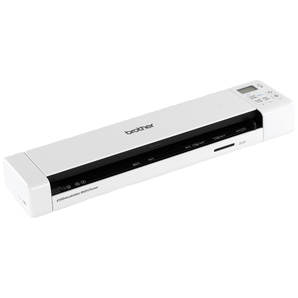 DS-920DW Portable Document Scanner + Duplex + Wireless 3