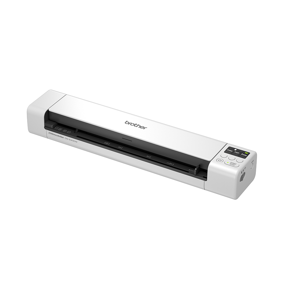 Brother DSmobile DS-940DW Wireless, 2-sided Portable Document Scanner  2
