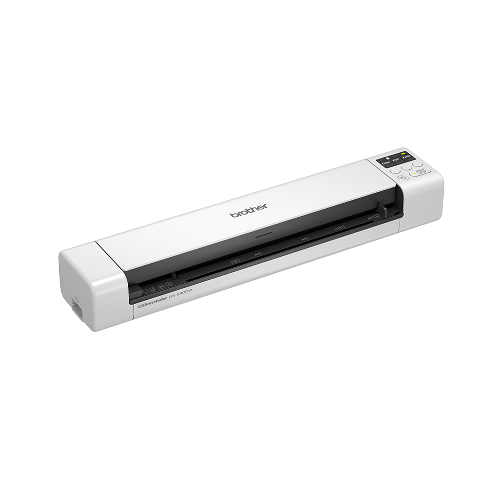 Brother DSmobile DS-940DW Wireless, 2-sided Portable Document Scanner  3