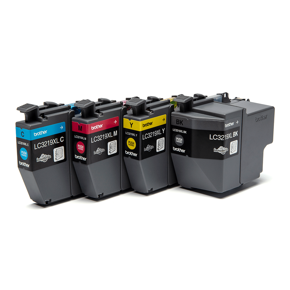 Genuine Brother LC3219XLVAL Ink Cartridge Multipack  2