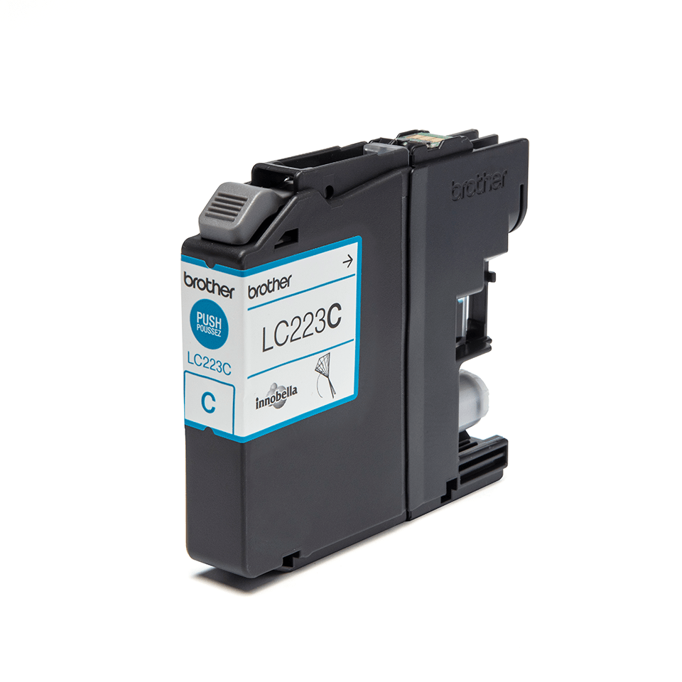 Genuine Brother LC223C Ink Cartridge – Cyan 0