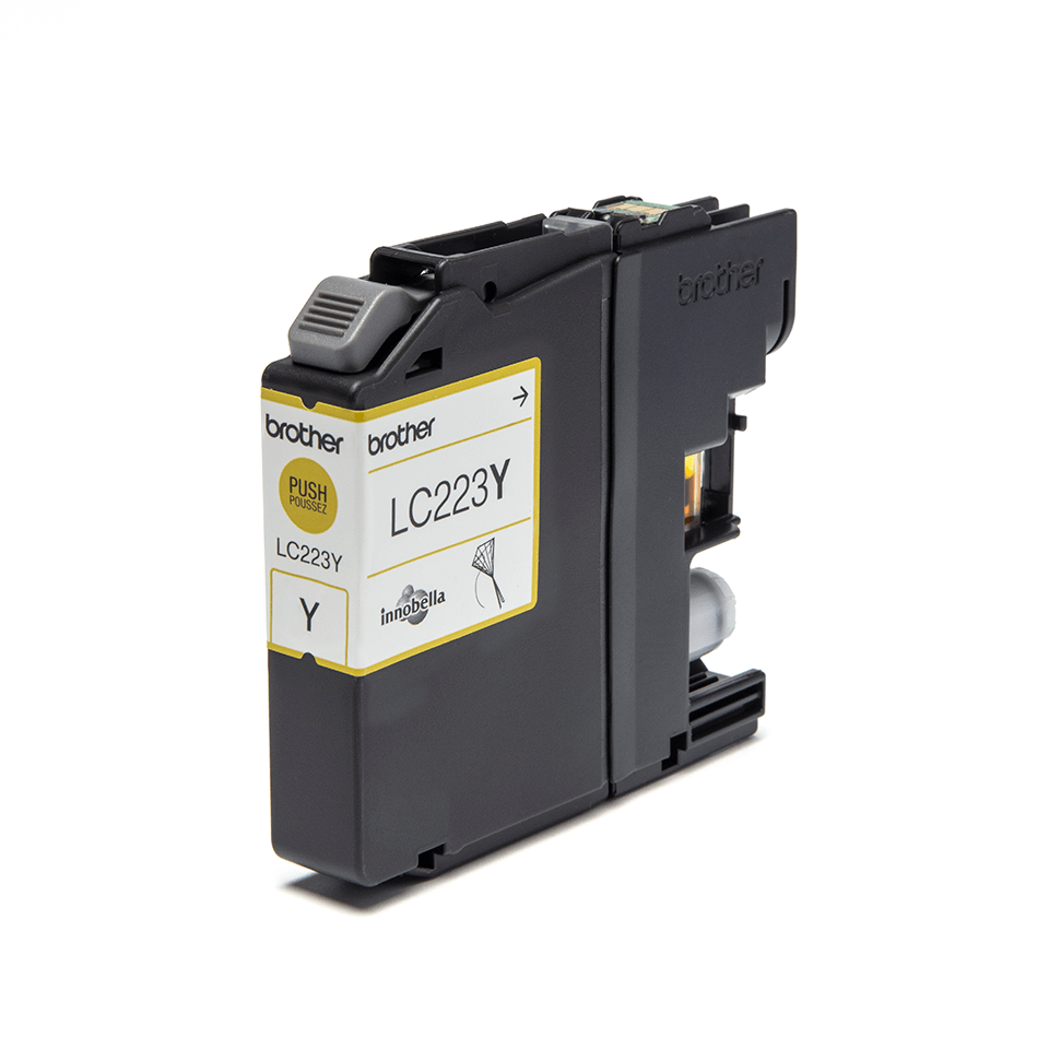 Genuine Brother LC223Y Ink Cartridge – Yellow