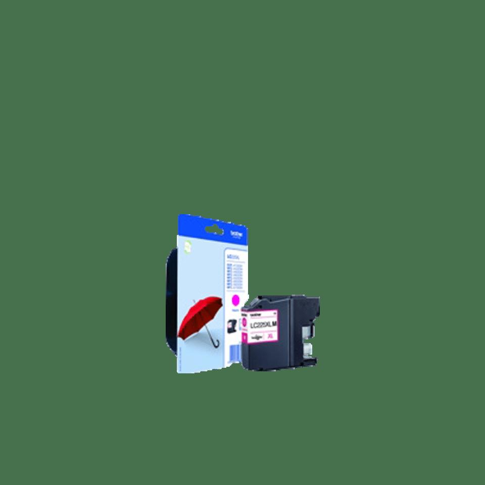 Genuine Brother LC225XLMBP Ink Cartridge – Magenta