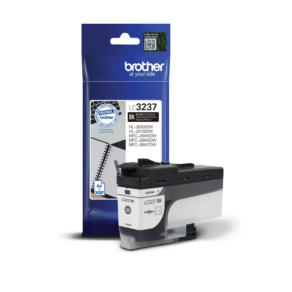 Genuine Brother LC3237BK Ink Cartridge – Black 2