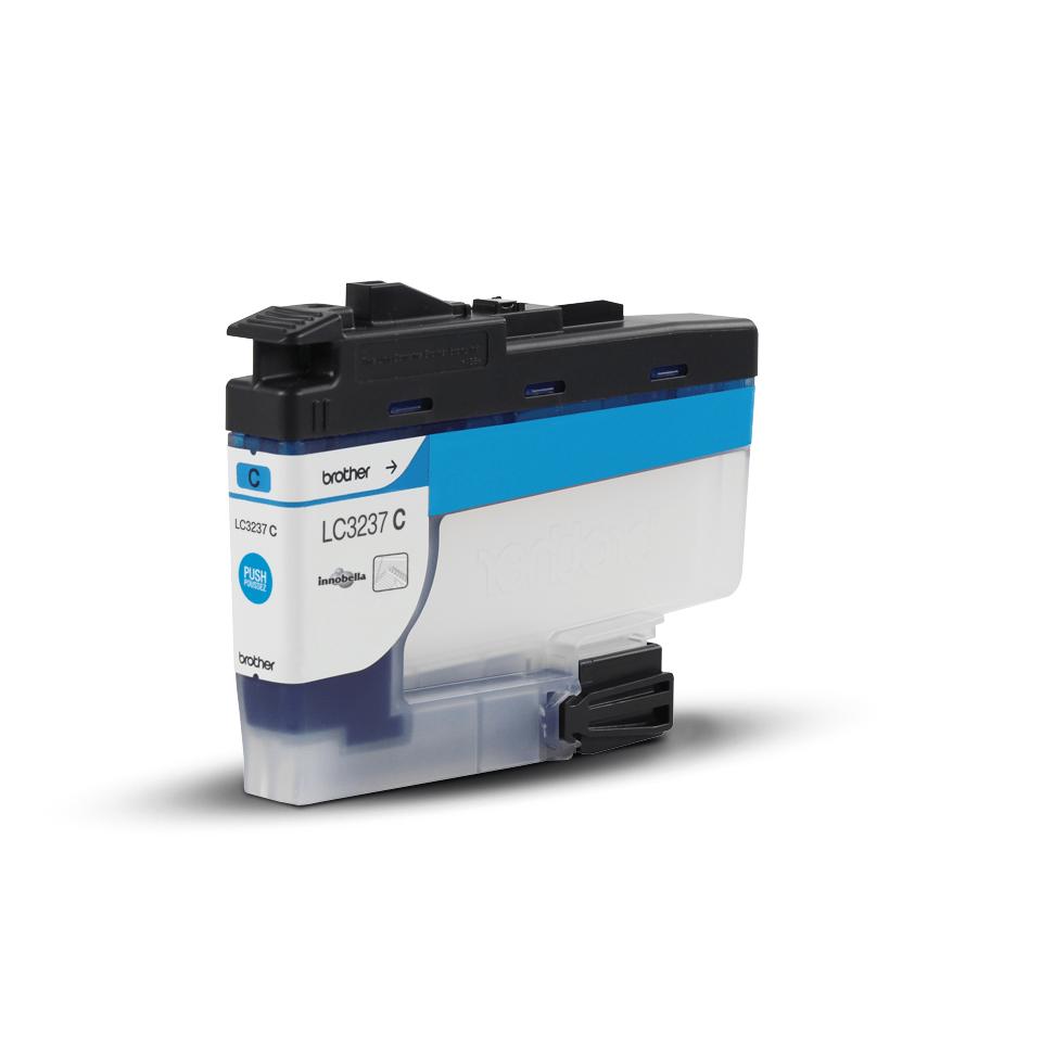 Genuine Brother LC3237C Ink Cartridge – Cyan