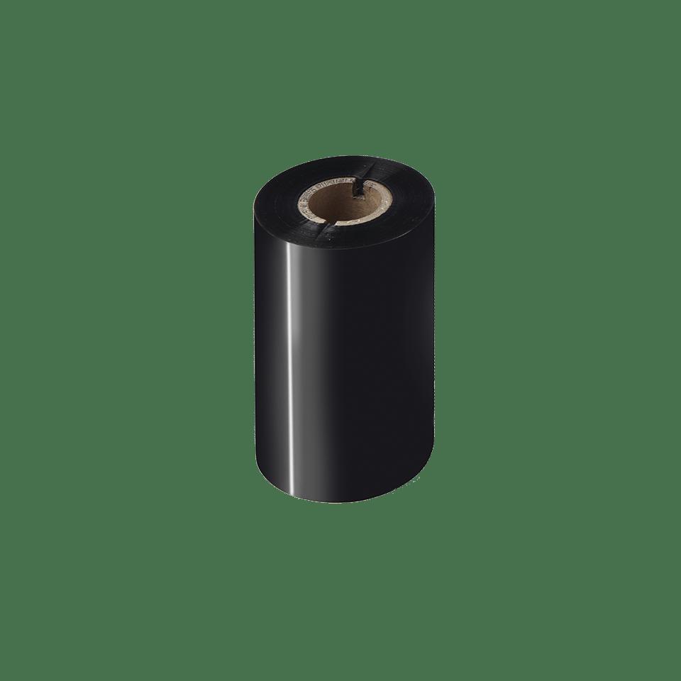Premium Wax/Resin Thermal Transfer Black Ink Ribbon BSP-1D300-110