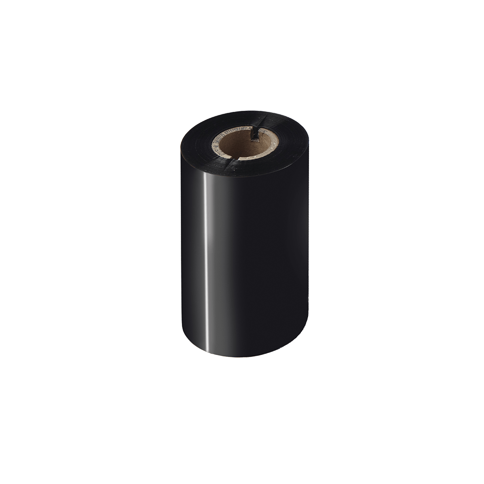 Standard Wax/Resin Thermal Transfer Black Ink Ribbon BSS-1D300-110