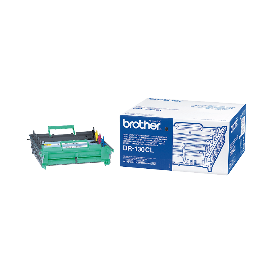 Genuine Brother DR-130CL Drum Unit Pack 2