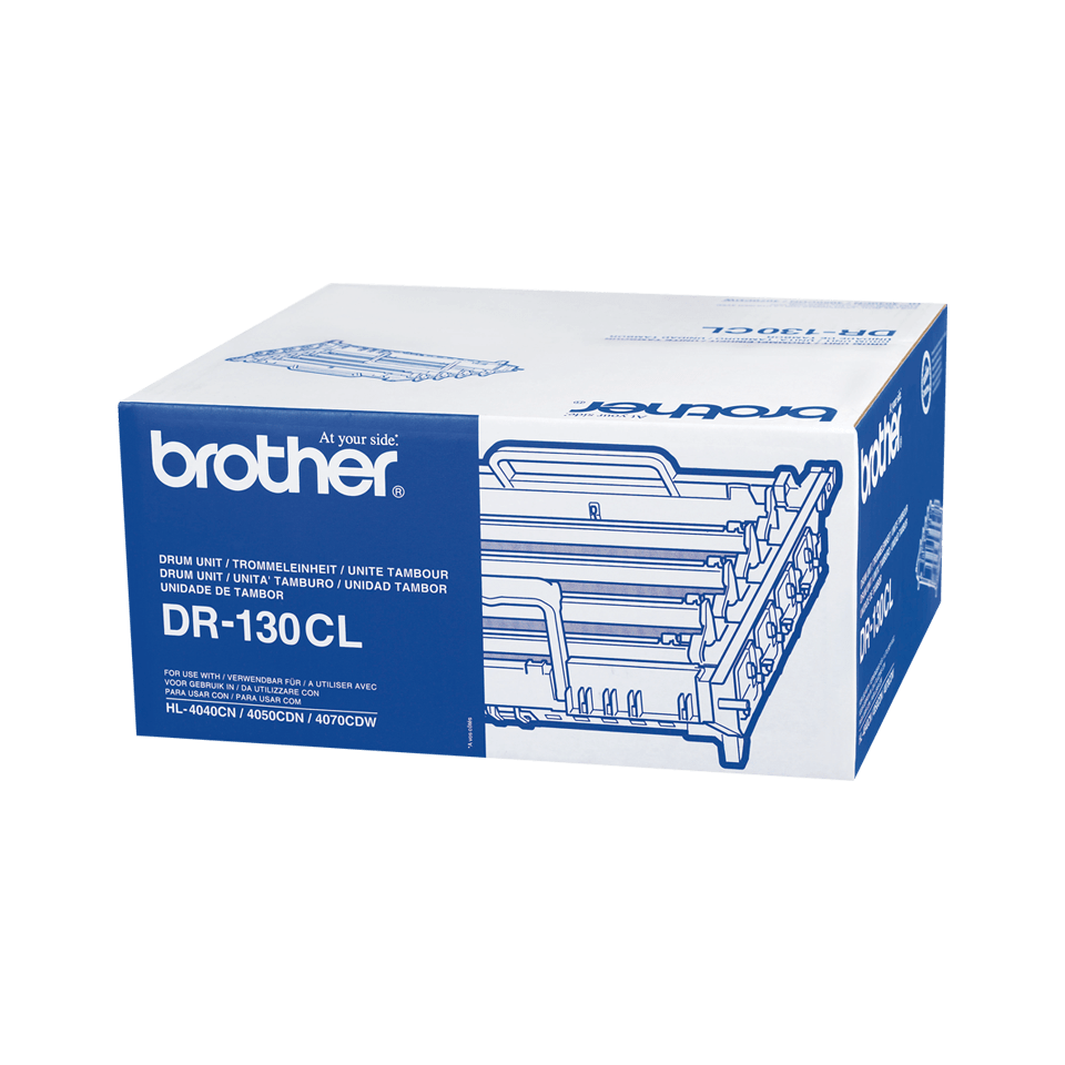 Genuine Brother DR-130CL Drum Unit Pack 0
