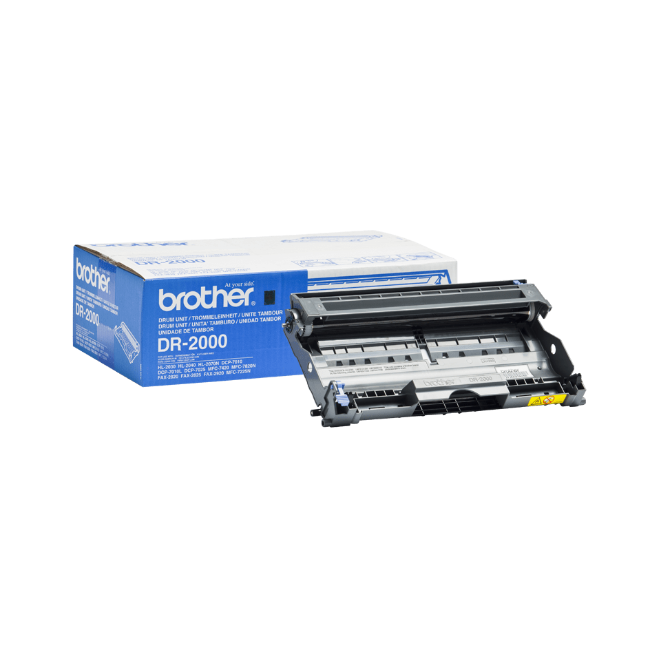 Genuine Brother DR-2000 Drum Unit 0
