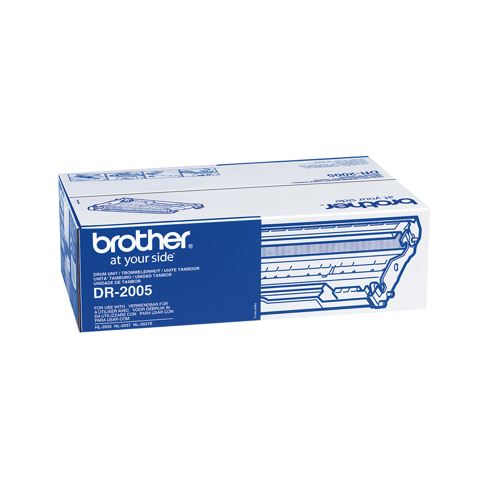 Genuine Brother DR-2005 Drum Unit 2