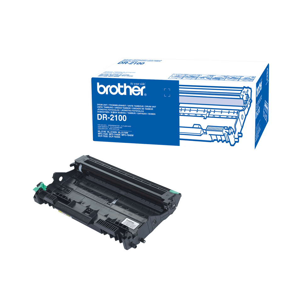 Genuine Brother DR-2100 Drum Unit 2