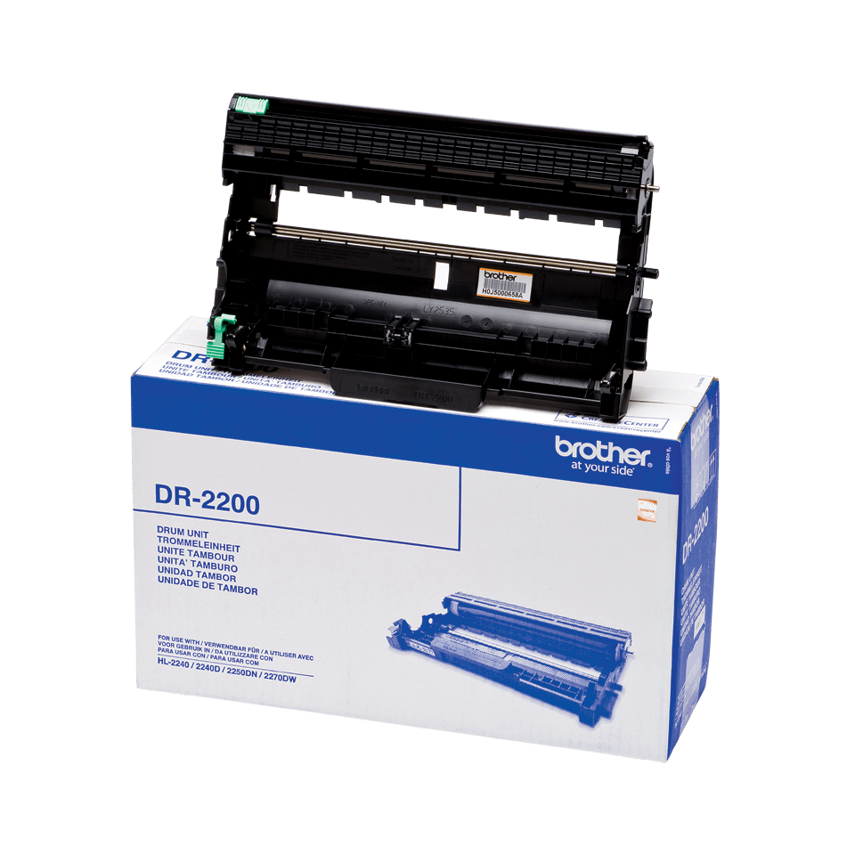 Genuine Brother DR-2200 Drum Unit 2