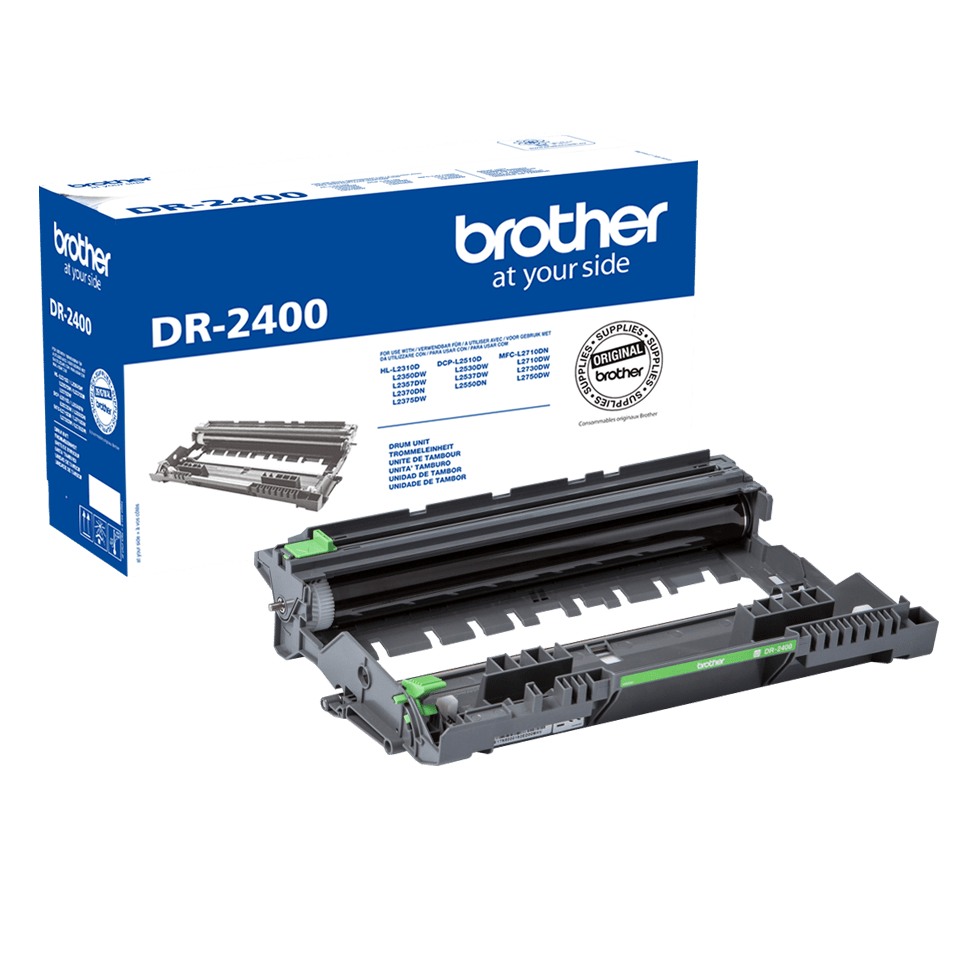 Genuine Brother DR-2400 Replacement Drum Unit