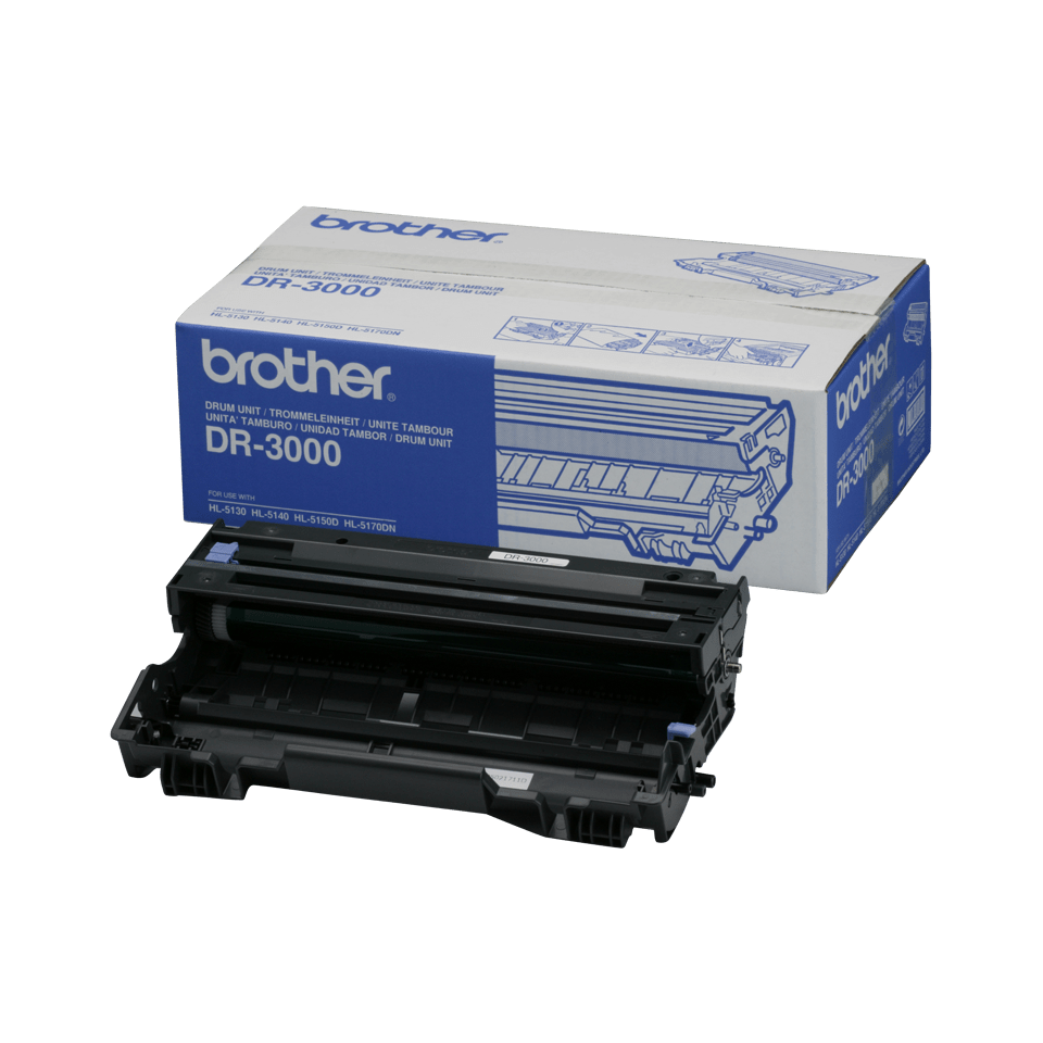 Genuine Brother DR-3000 Drum Unit 0