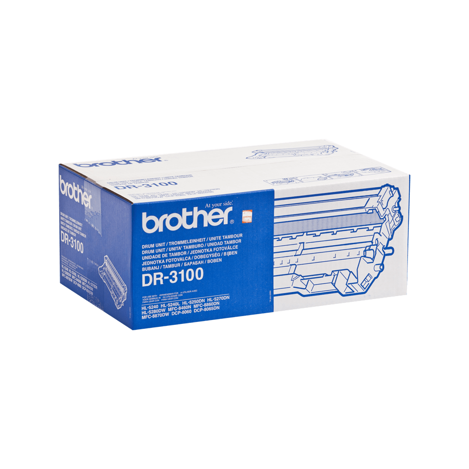 Genuine Brother DR-3100 Drum Unit 2