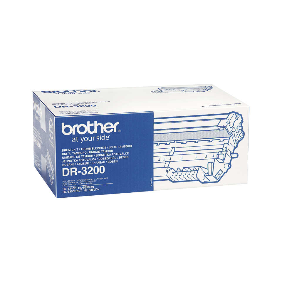 Genuine Brother DR-3200 Drum Unit 2