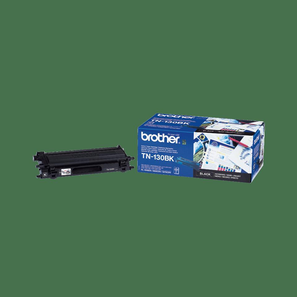 Genuine Brother TN130BK Toner Cartridge – Black 2