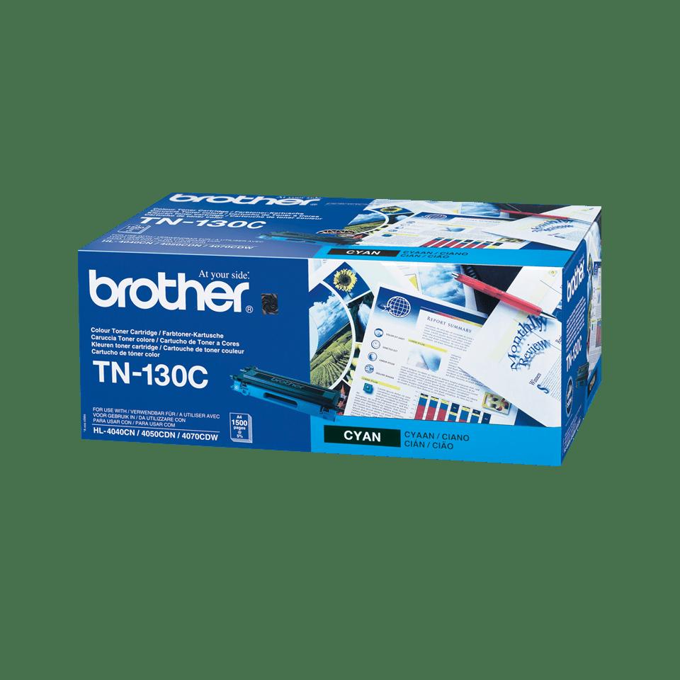Genuine Brother TN-130C Toner Cartridge – Cyan