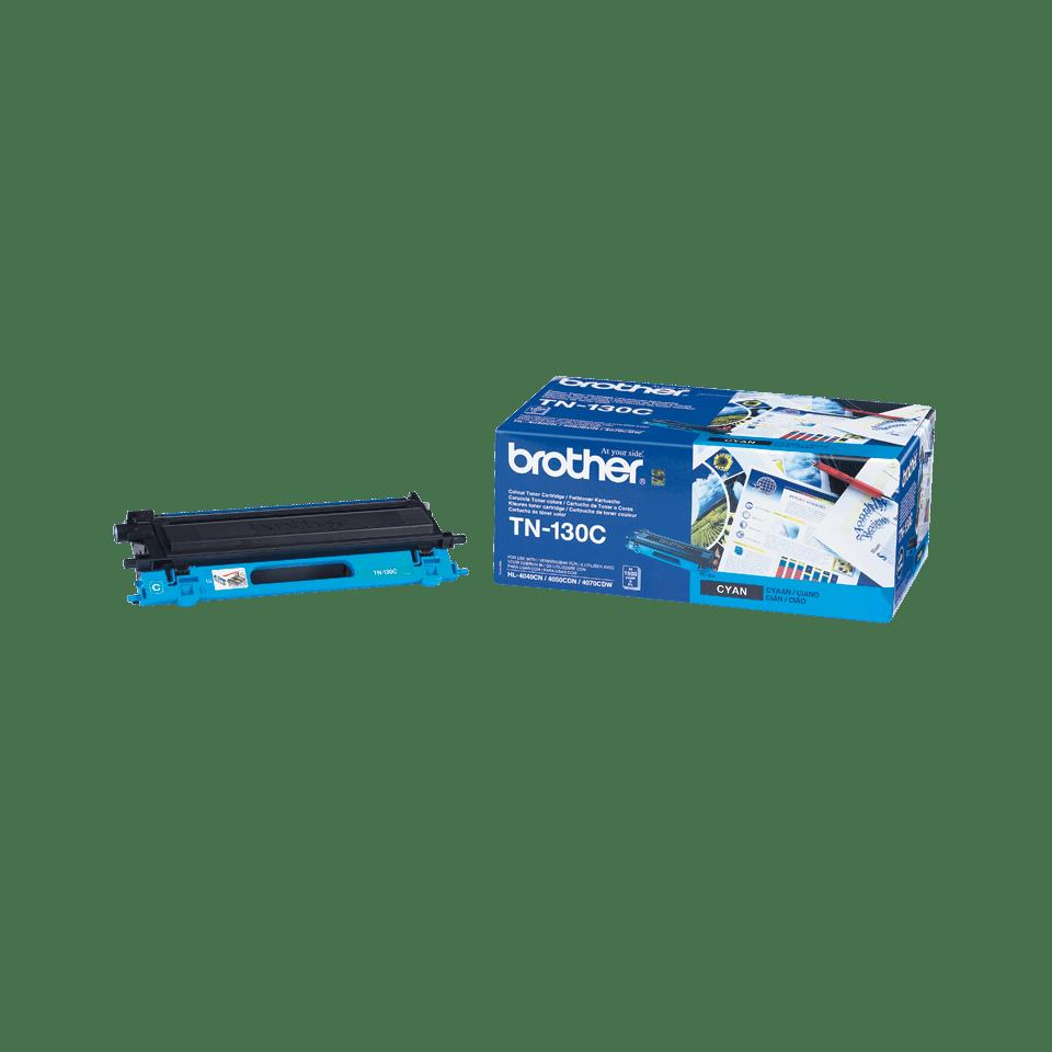 Genuine Brother TN-130C Toner Cartridge – Cyan 2