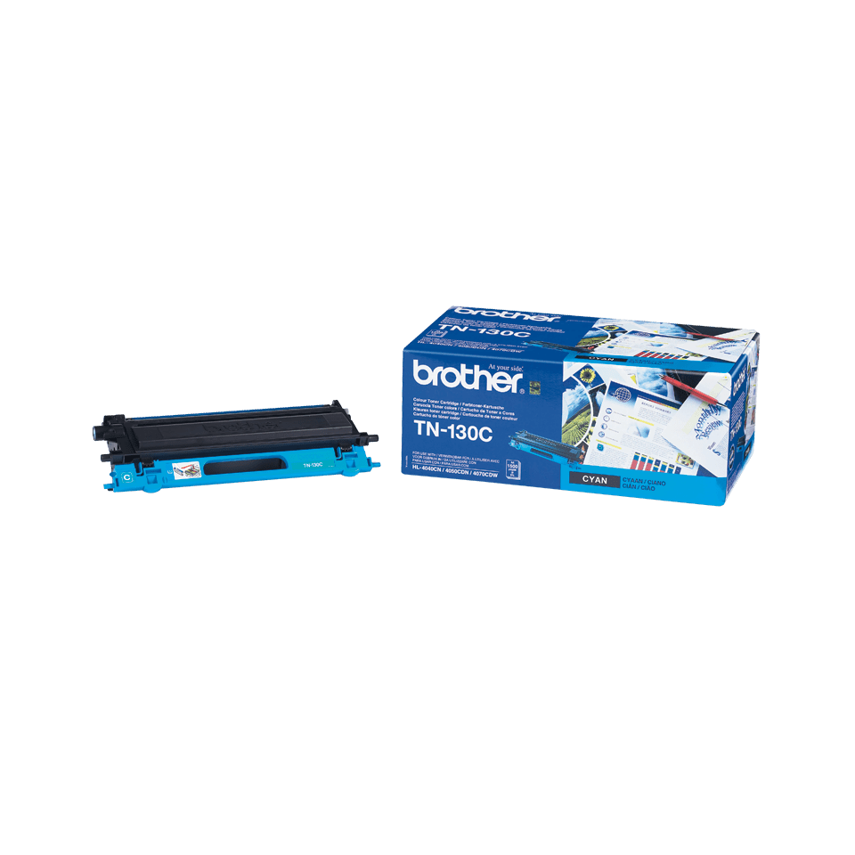 Genuine Brother TN-130C Toner Cartridge – Cyan