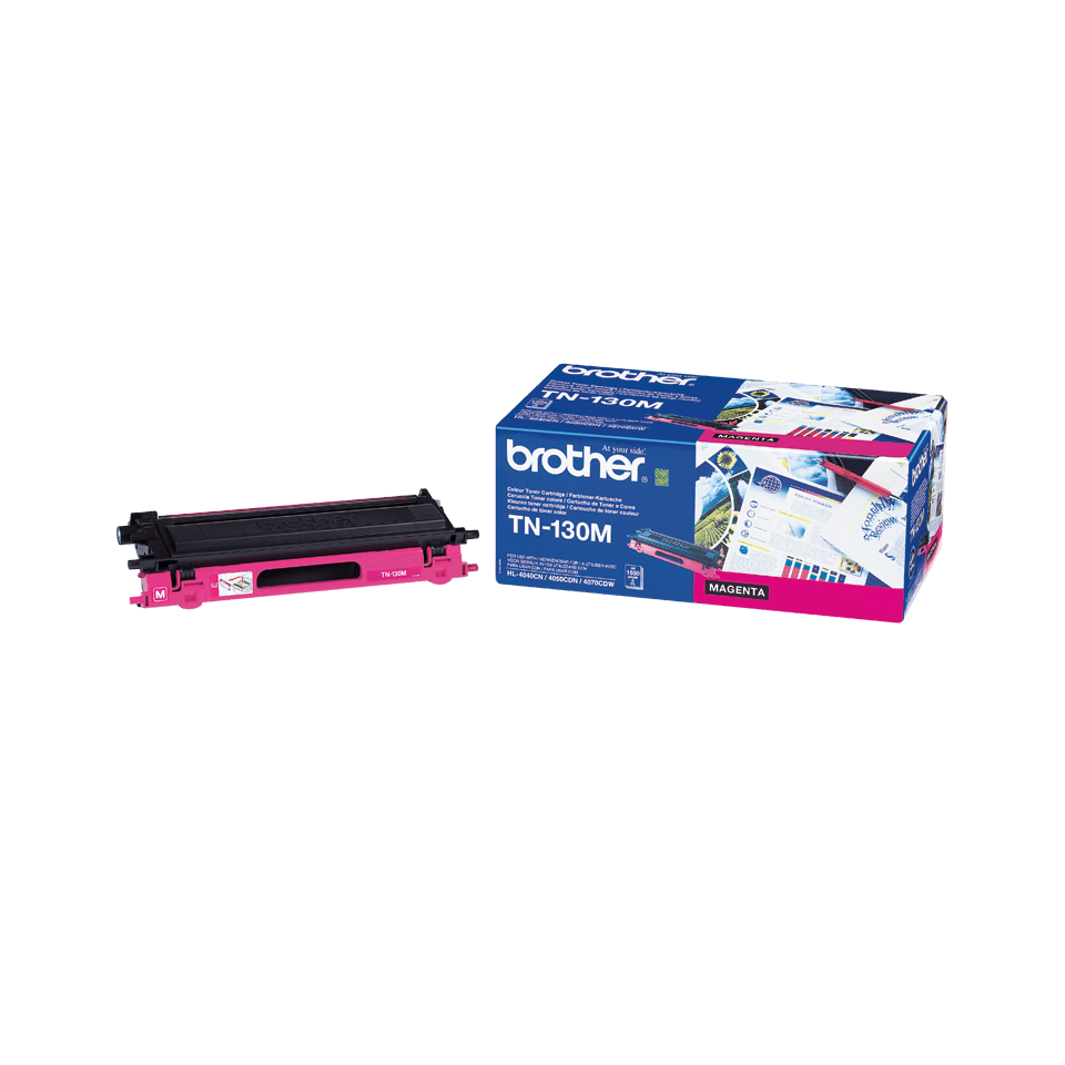 Genuine Brother TN-130M Toner Cartridge – Magenta 2