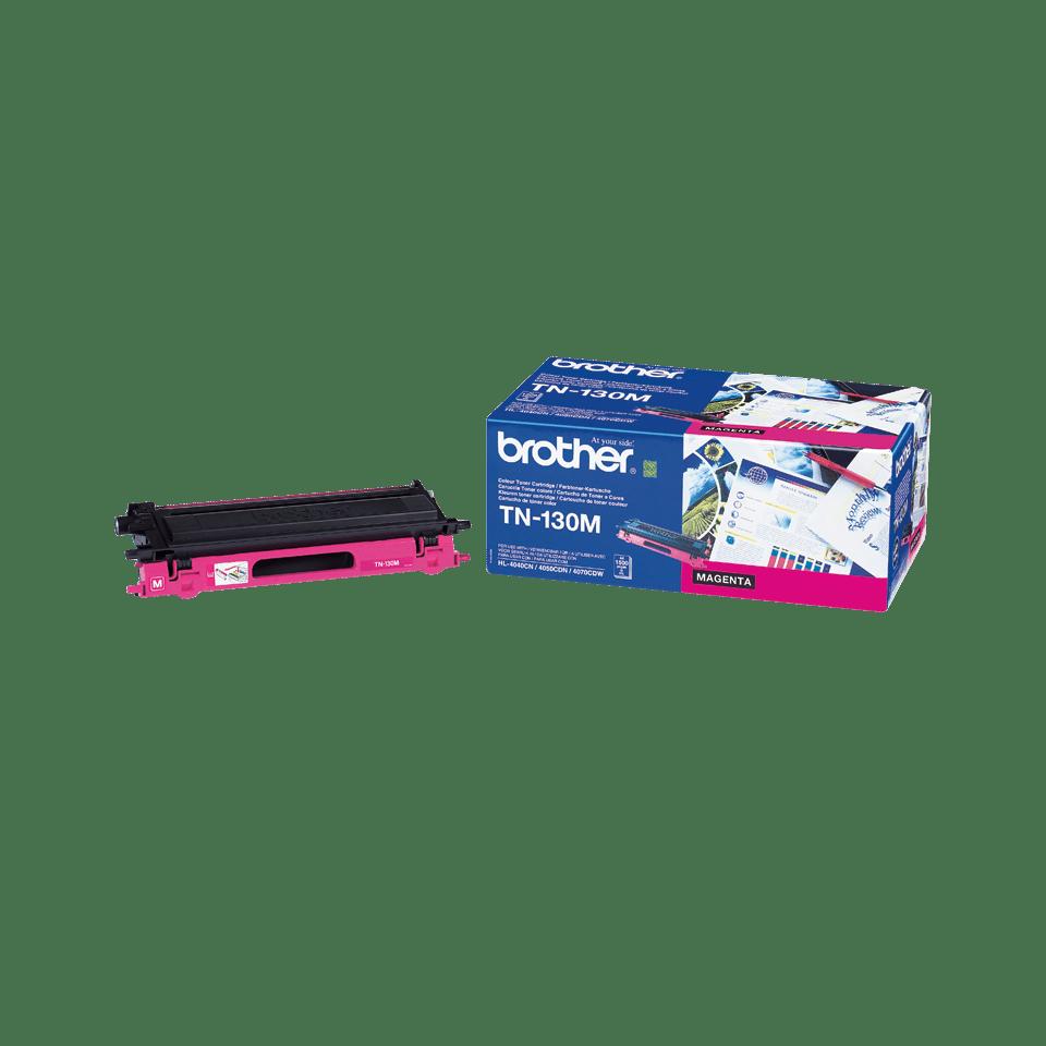 Genuine Brother TN-130M Toner Cartridge – Magenta 1