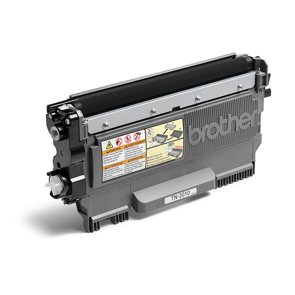 Genuine Brother TN2010 Toner Cartridge – Black