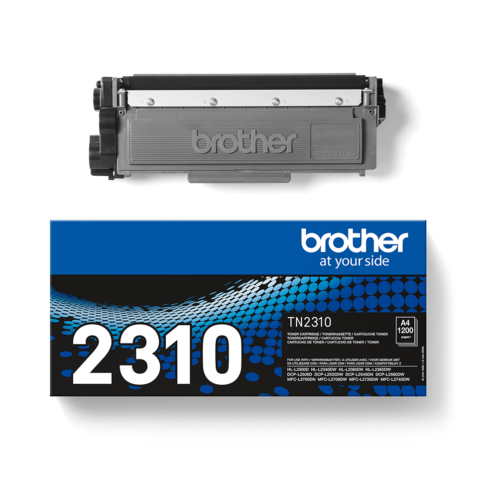 Genuine Brother TN2310 Toner Cartridge – Black  2