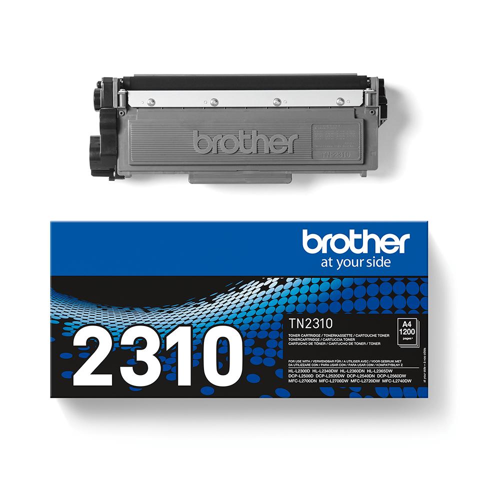 Genuine Brother TN2310 Toner Cartridge – Black 3
