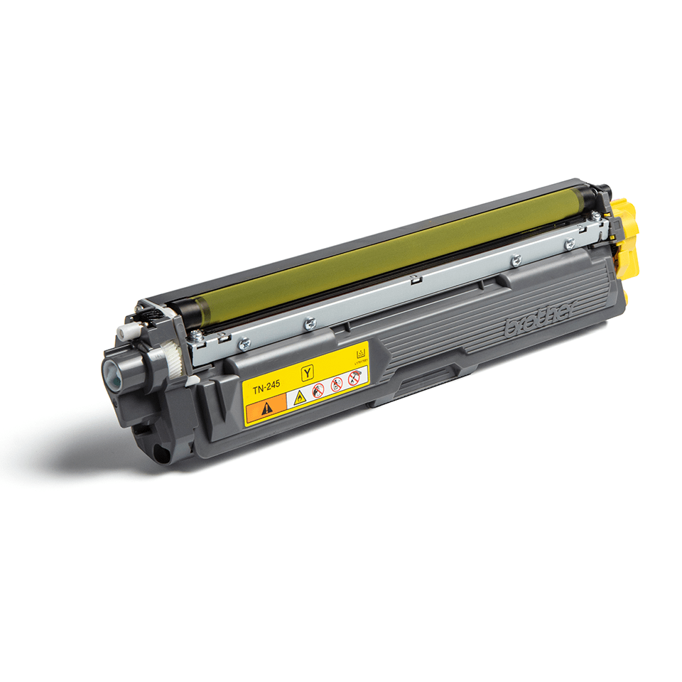Genuine Brother TN-245Y Toner Cartridge – Yellow  2