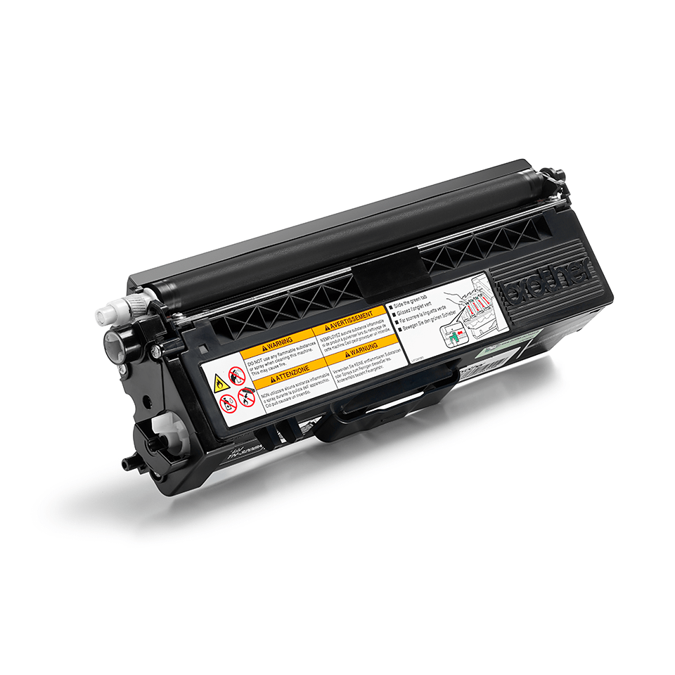 Genuine Brother TN-320BK Toner Cartridge – Black