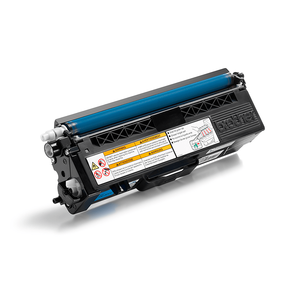 Genuine Brother TN-320C Toner Cartridge – Cyan