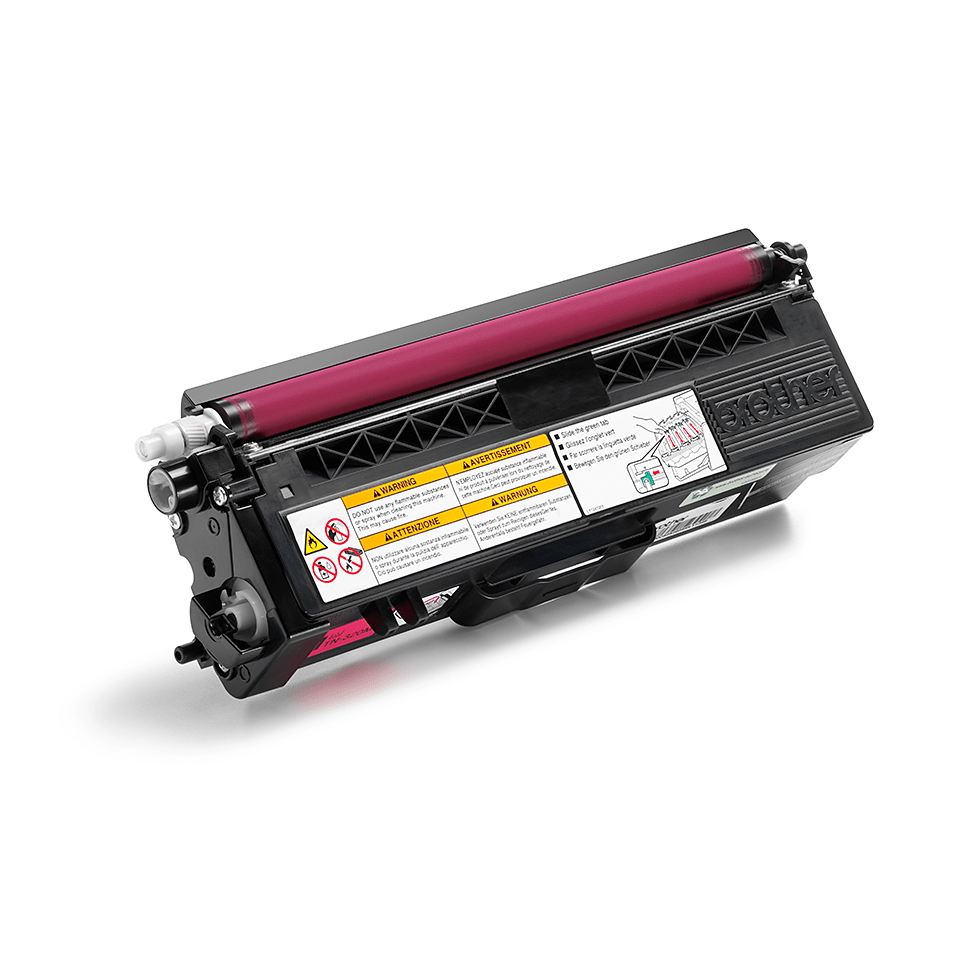 Genuine Brother TN-320M Toner Cartridge – Magenta 0