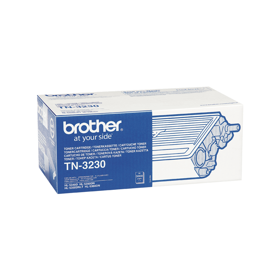 Genuine Brother TN3230 Toner Cartridge – Black 2
