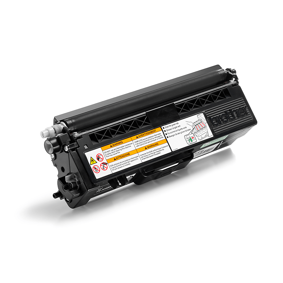 Genuine Brother TN325BK Toner Cartridge – Black