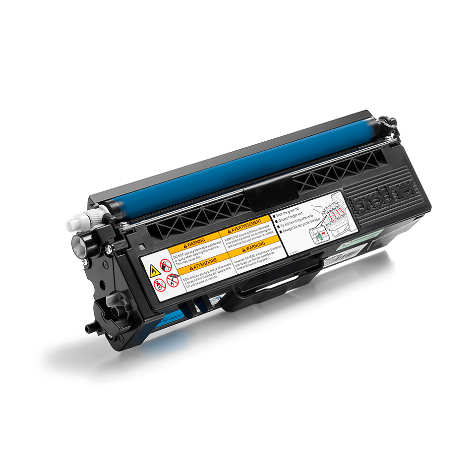Genuine Brother TN325C Toner Cartridge – Cyan