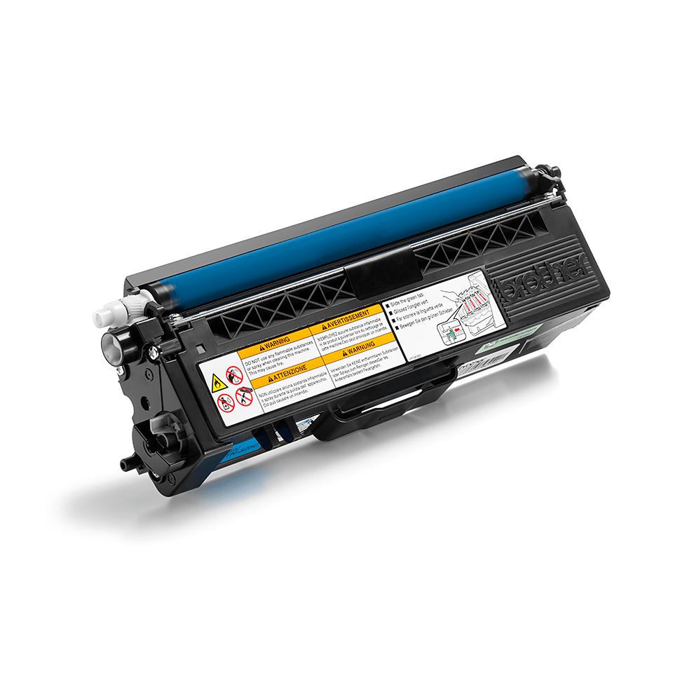 Genuine Brother TN325C Toner Cartridge – Cyan