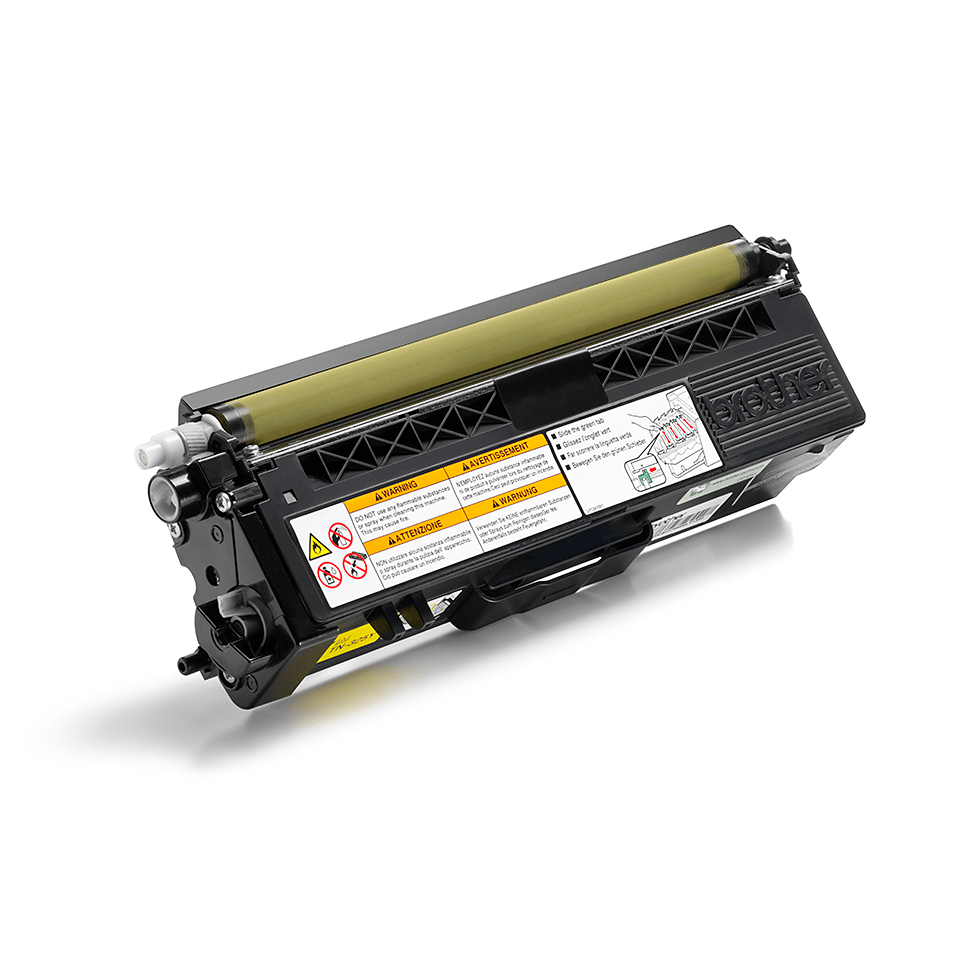 Genuine Brother TN-325Y Toner Cartridge – Yellow