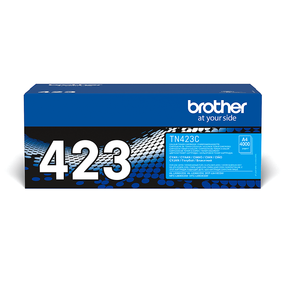 TN423C cartridge