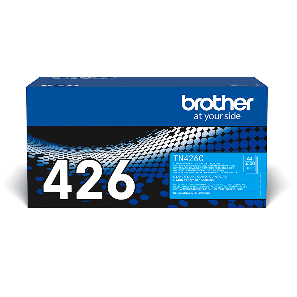 Genuine Brother TN-426C Toner Cartridge – Cyan