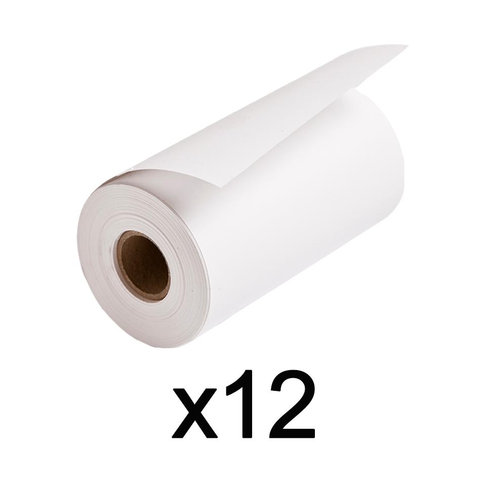 RD-M01E5 12 x Receipt Rolls
